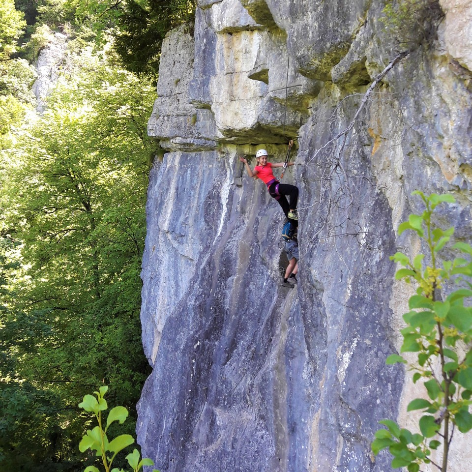 via ferrata doubs jura